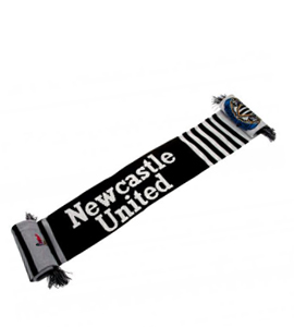 Newcastle United FC Scarf WM