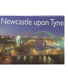 Newcastle Upon Tyne (Fridge Magnet)