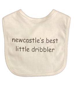Newcastle's Best Little Dribbler, Bib (Babywear)