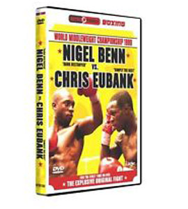 Nigel Benn Vs Chris Eubank - World Middleweight Championship 199
