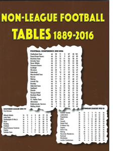 Non-League Football Tables 1889-2016