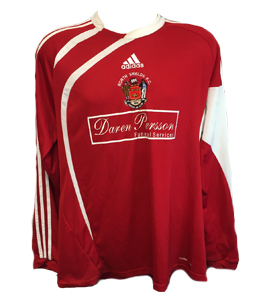 North Shields F.C. 2010-11 Home Shirt