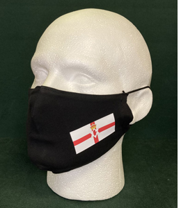 Northern Ireland Flag (Face Mask)