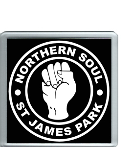 Northern Soul St James' Park (Coaster)