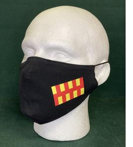 Northumberland Flag (Face Mask)