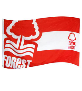 Nottingham Forest F.C. Flag