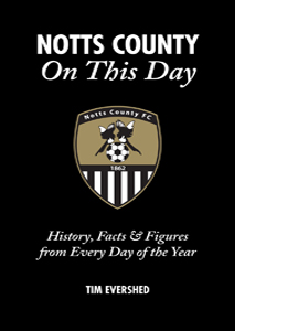 Notts County On This Day (HB)