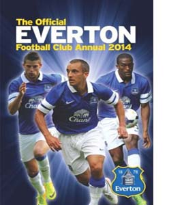 Officail Everton FC Annual 2014 (HB)