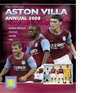 Official Aston Villa FC Annual 2008 (HB)