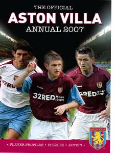 Official Aston Villa FC Annual 2007 (HB)