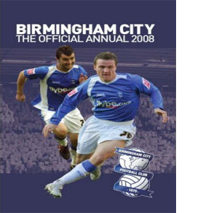 Official Birmingham FC Annual 2008 (HB)
