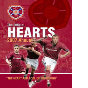 Official Hearts FC Annual 2007 (HB)