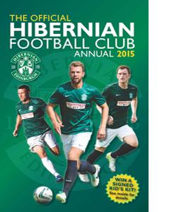 Official Hibernian FC 2015 Annual (HB)