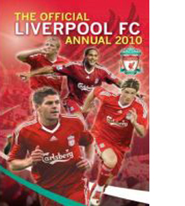 Official Liverpool FC Annual 2010 (HB)