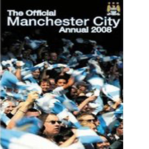 Official Manchester City FC Annual 2008 (HB)