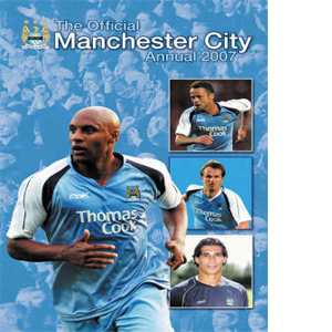 Official Manchester City FC Annual 2007 (HB)