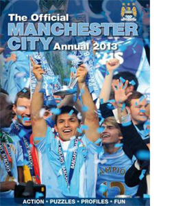 Official Manchester City FC Annual 2013