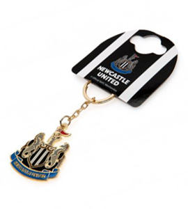 Official Newcastle United F.C. Key Ring