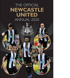Official Newcastle United F.C. Annual 2020 (HB)