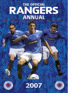 Official Rangers FC Annual 2007 (HB)