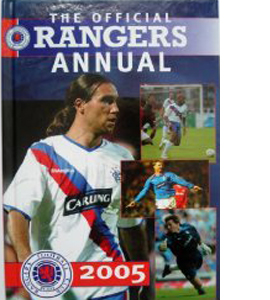 Official Rangers Annual 2005 (HB)