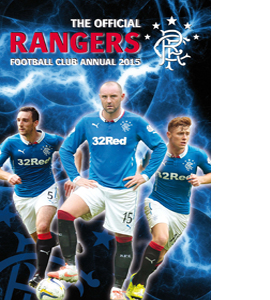 Official Rangers FC 2015 Annual (HB)