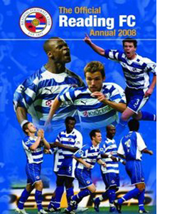 Official Reading FC Annual 2008 (HB)