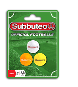 Official Subbuteo Football Set