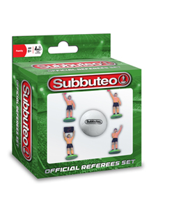 Official Subbuteo Referees Set Subbuteo