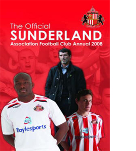 Official Sunderland FC Annual 2008 (HB)