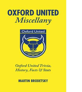 Oxford United Miscellany (HB)