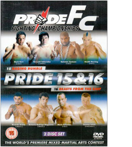 PRIDE 15 And 16 (HB)