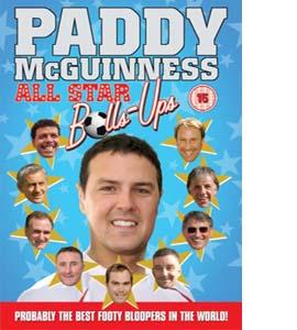 Paddy McGuinness - All Star Balls Ups (DVD)