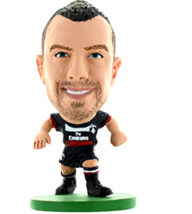 Paris Saint-Germain Soccer Starz Jeremy Menez