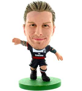 Paris Saint-Germain Soccer Starz David Beckham