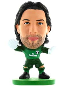 Paris Saint-Germain Soccer Starz Salvatore Sirigu