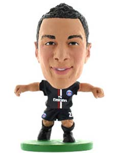 Paris Saint-Germain Soccer Starz Gregory van der Wiel