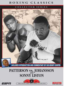 Patterson Vs Johannson (DVD)