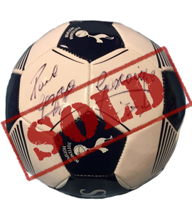 "Paul ""Gazza"" Gasccoigne Tottenham Hotspur Football (Signed)"