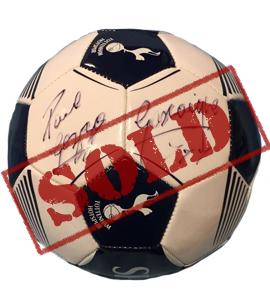 "Paul ""Gazza"" Gasccoigne Tottenham Hotspur Football (Signed)"