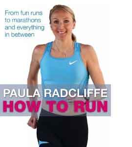 Paula Radcliffe - How to Run Signed Edition
