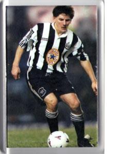 Peter Beardsley Newcastle United (Fridge Magnet)