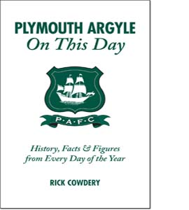 Plymouth Argyle On This Day (HB)