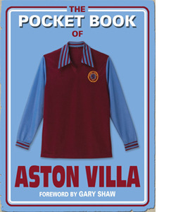 Pocket Book of Aston Villa (HB)