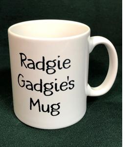 Radgie Gadgie's Mug (Mug)