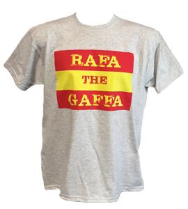 Rafa The Gaffa Grey (T-Shirt)