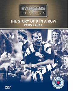Rangers 9 In a Row (DVD)