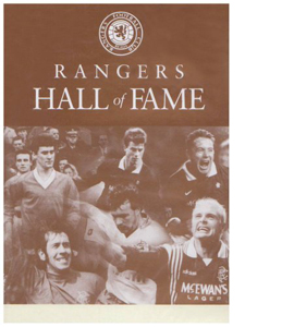Rangers Fc - Hall of Fame (DVD)