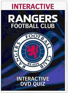 Rangers Football Club Quiz (DVD)