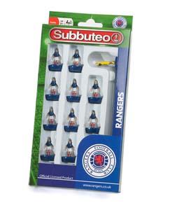 Rangers Subbuteo Team